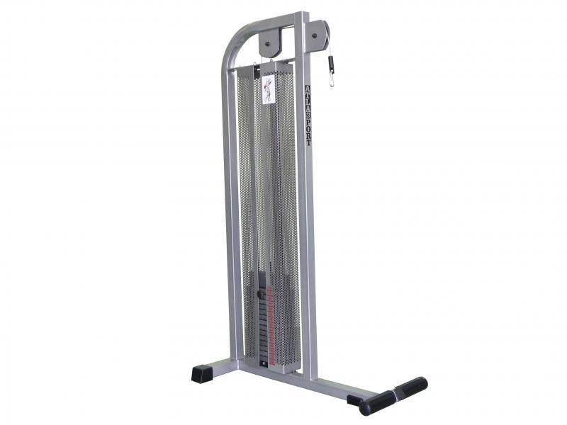 Triceps machine, standing