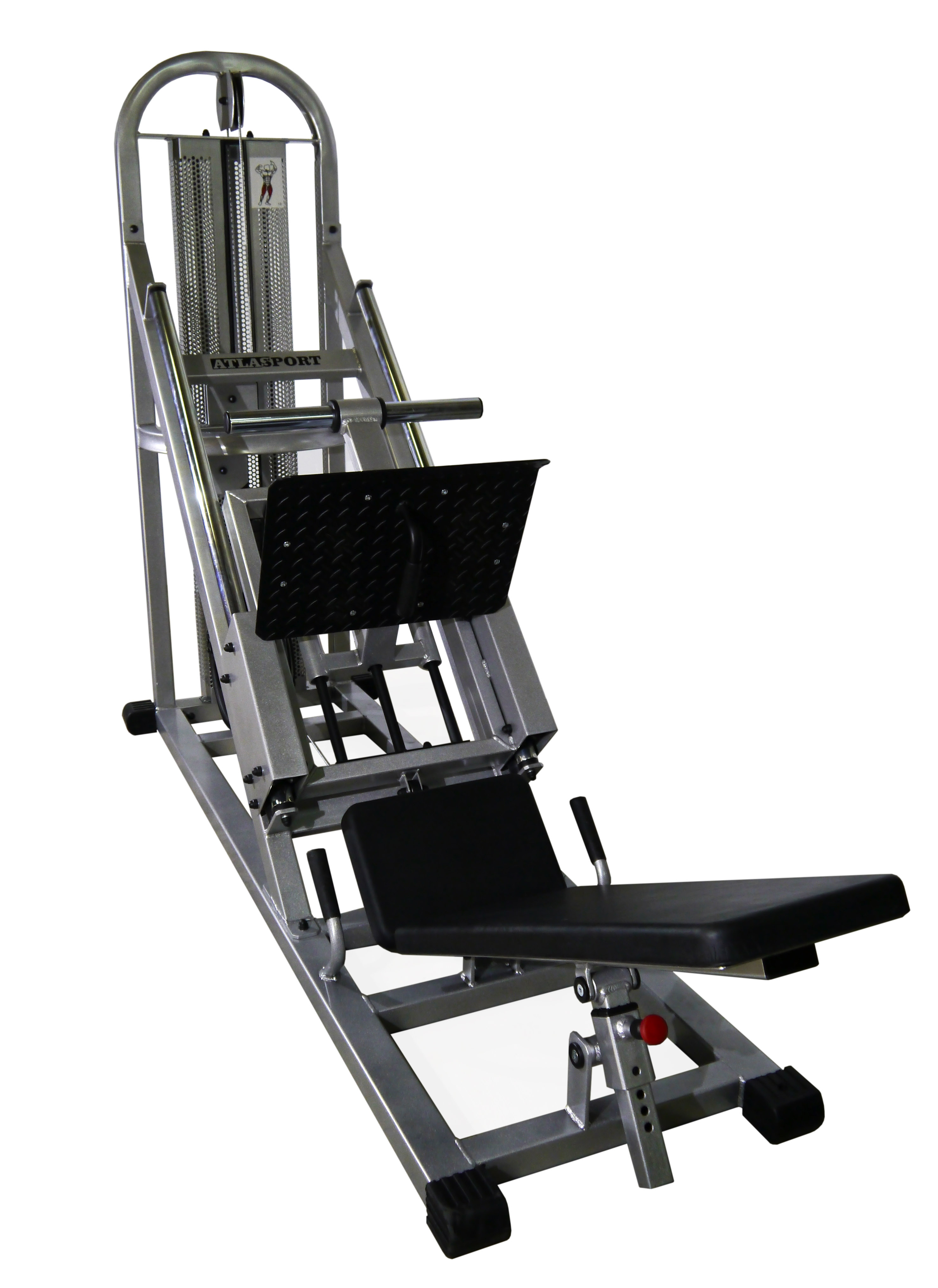 Leg press machine, 45°