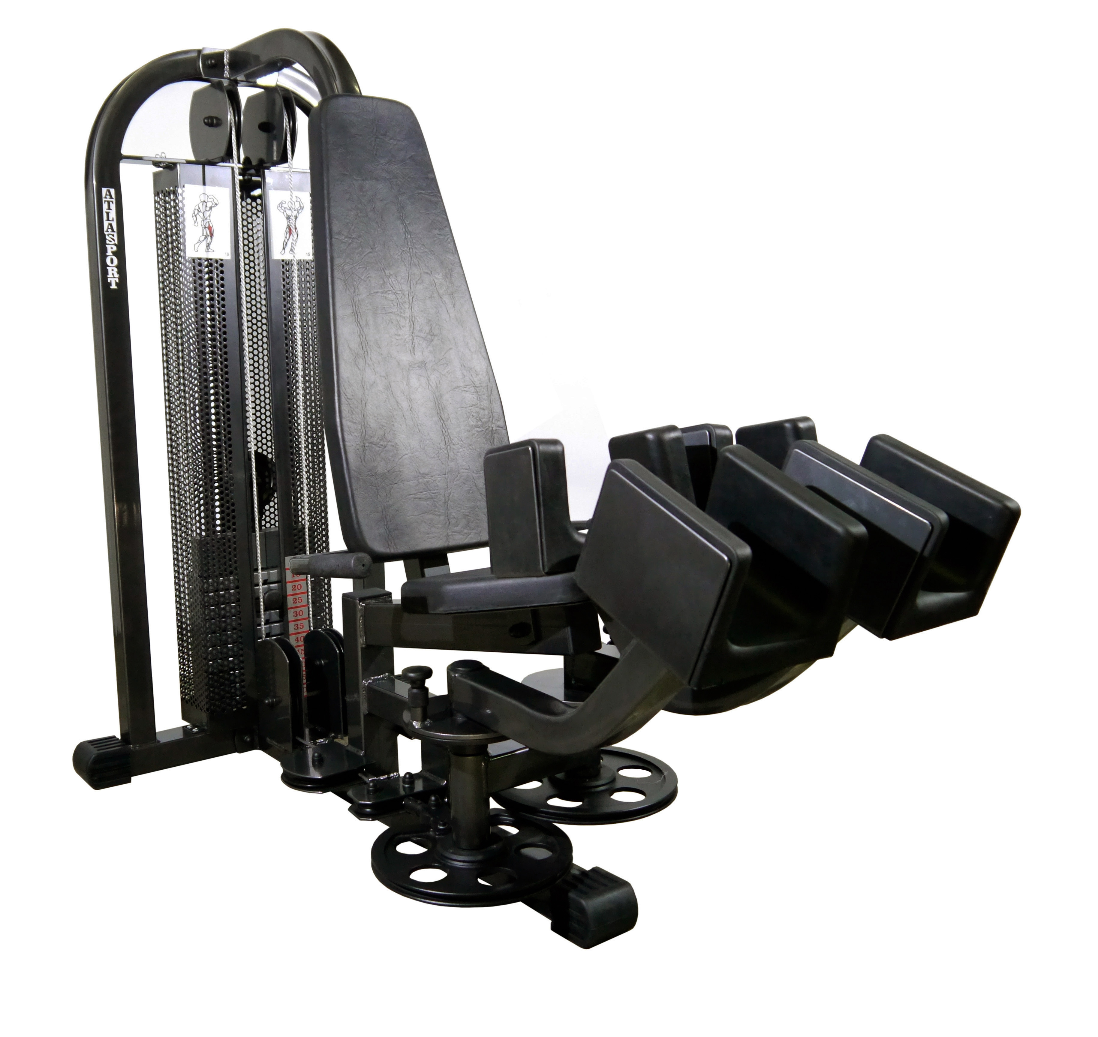 Adduction- Abduction machine combi