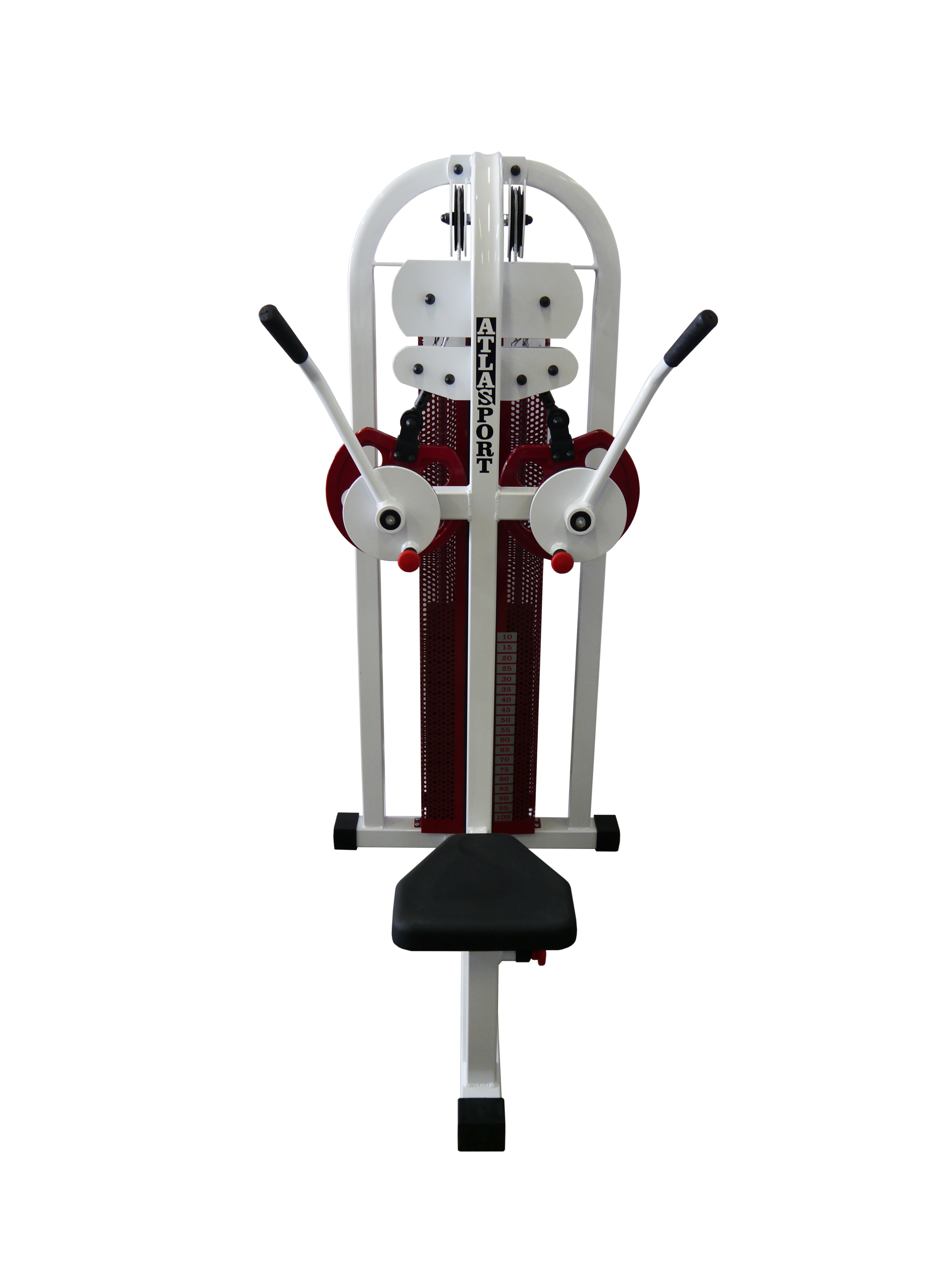 Crossover – shoulder machine combi
