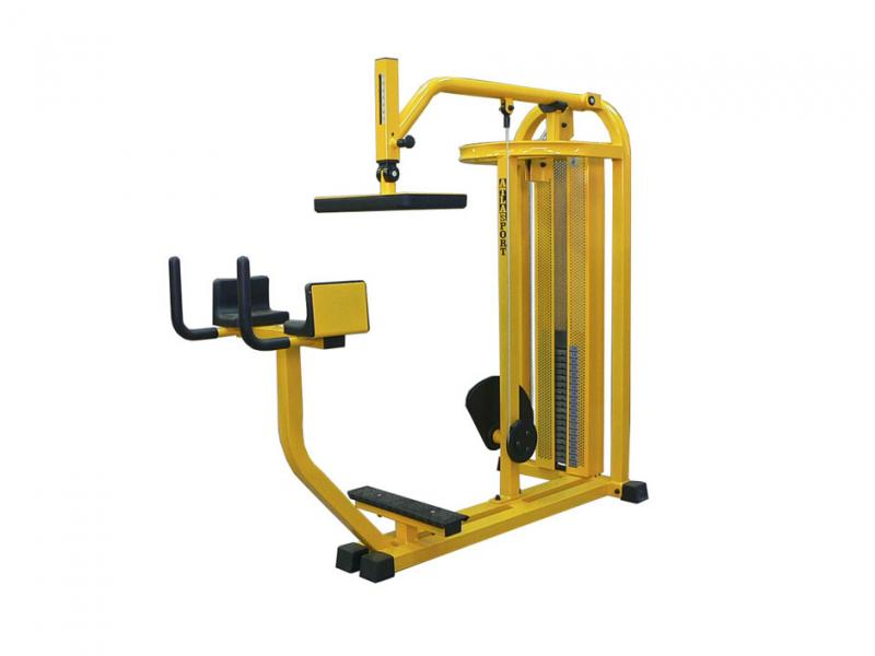 Donkey calf raise machine